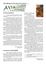 portada revista AVEA Inforna n0