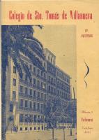 Colegio Agustinos de Valencia