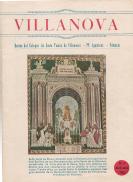 Revista Villanova Colegio Agustinos