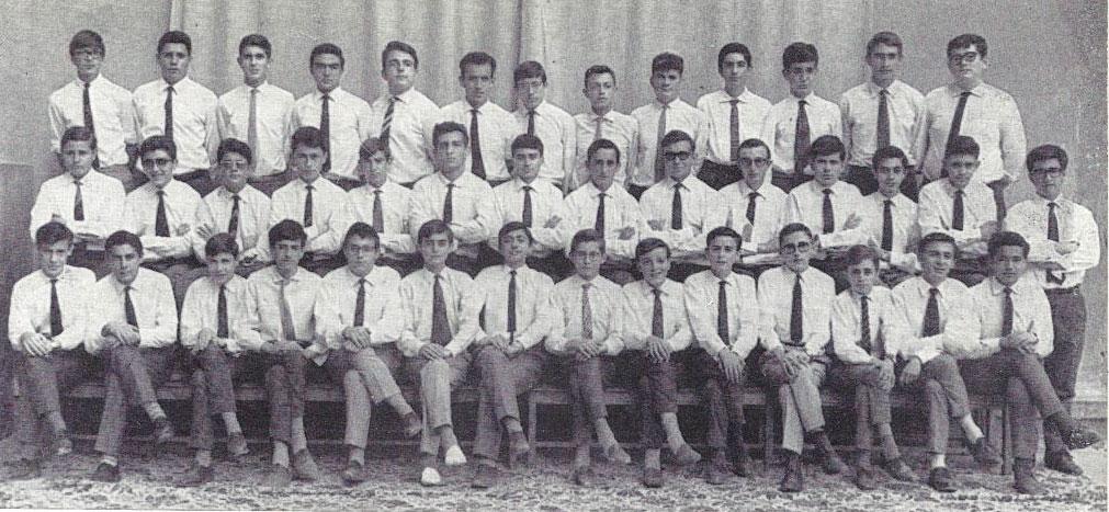 antiguos alumnos Agustinos Valencia