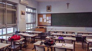 aula colegio Agustinos Valencia