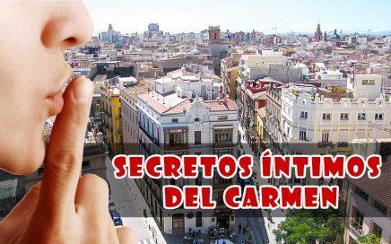 visita guiada Barrio del Carmen Valencia