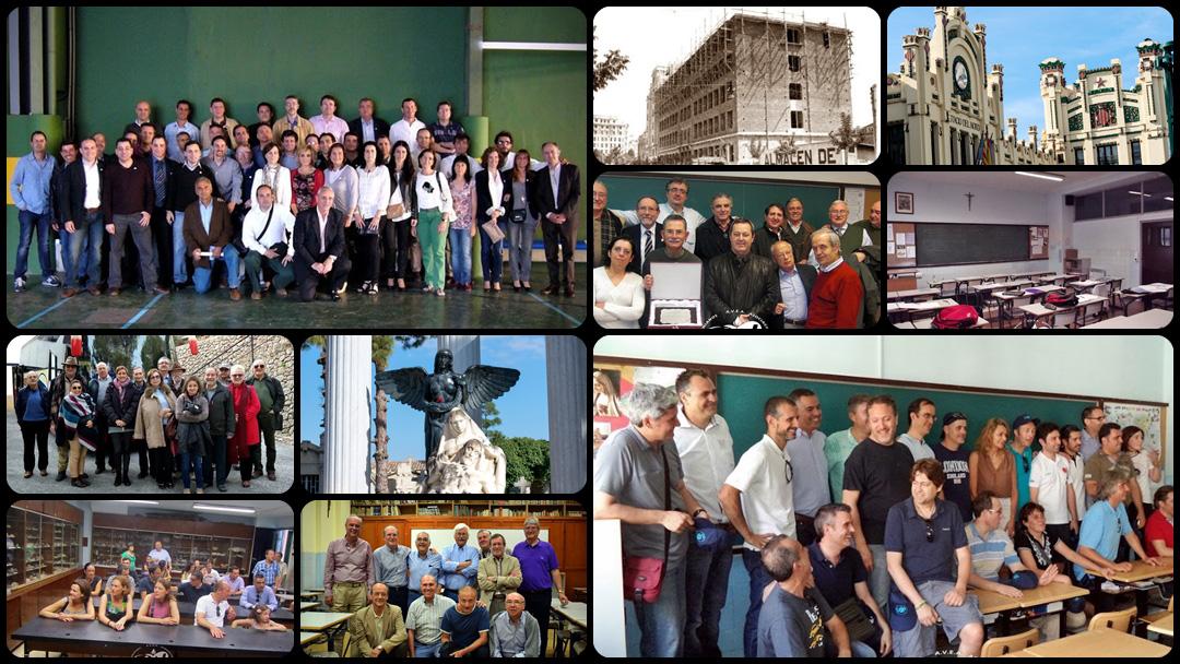 fotos colegio Agustinos Valencia